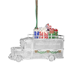 Newbridge Silverware Christmas Truck Decoration