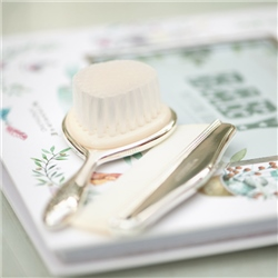 Newbridge Silverware Baby Brush and Comb Set