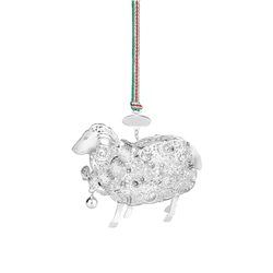 Sheep Hanging Decoration by Newbridge Silverware