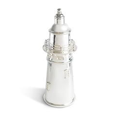 Newbridge Silverware Lighthouse Cocktail Shaker