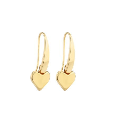 Heart Earrings  - Click to view a larger image