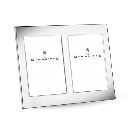 Newbridge Silverware Double Frame 4x6 | Newbridge Silverware