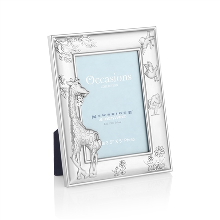 Giraffe Baby Frame 3.5x5inch  - Click to view a larger image