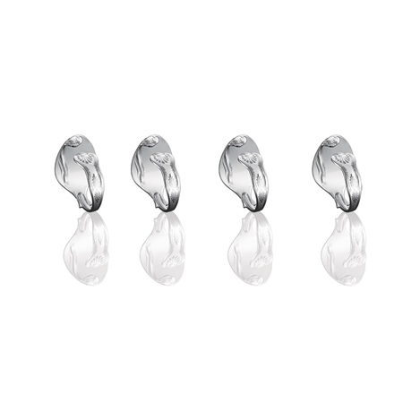Kings Napkin Ring set of 4  - Click to view a larger image
