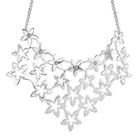 Floral Neckpiece  - Click to view a larger image