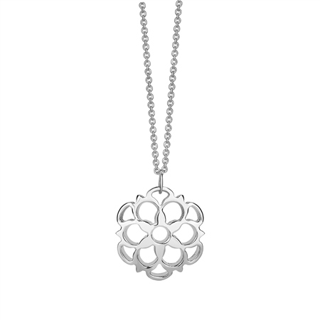 Floral Pendant  - Click to view a larger image