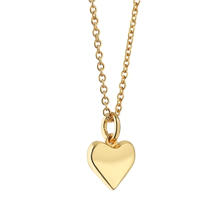 Pendant with Heart  - Click to view a larger image