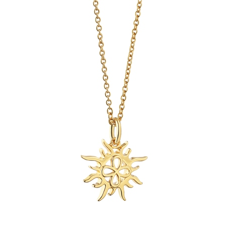 Pendant with Sun  - Click to view a larger image