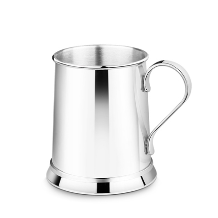 Stainless Steel Tankard  - Click to view a larger image