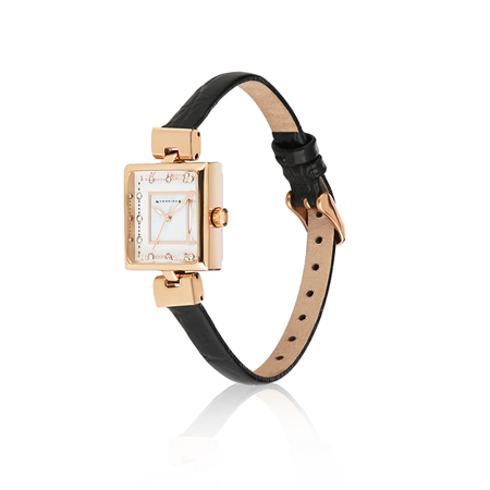 Ladies Watch Square Face  - Click to view a larger image