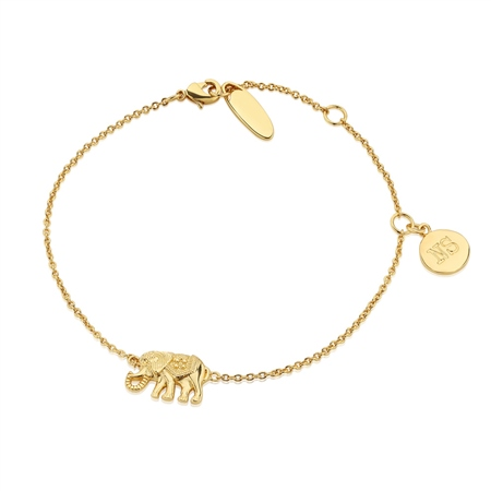Bracelet with Elephant  - Click to view a larger image