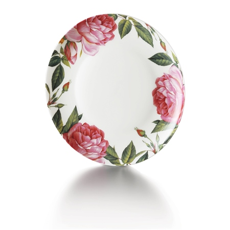 Rose Collection Side plate  - Click to view a larger image