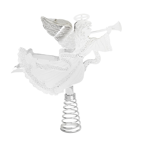 Christmas Angel Tree Topper  - Click to view a larger image