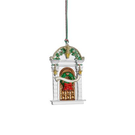 newbridge silverware christmas door hanging decoration christmas door hanging decoration