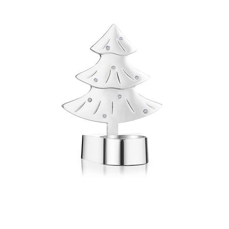 newbridge silverware christmas tree tea light holder - Newbridge Silver Christmas Decorations Uk