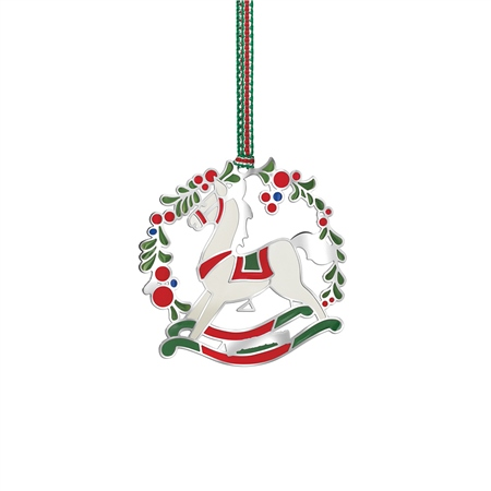 Rocking Horse Decoration  - Click to view a larger image