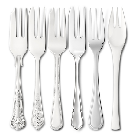 EPNS Fish Forks Cutlery Ranges - Click to view a larger image