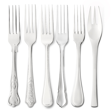 EPNS Table Forks Cutlery Ranges - Click to view a larger image