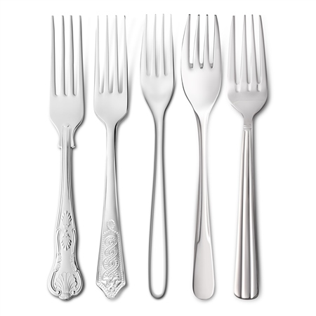 Stainless Steel Table Forks Cutlery Ranges