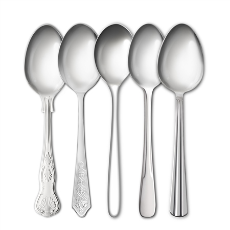 Stainless Steel Table Spoons Cutlery Ranges - Click to view a larger image