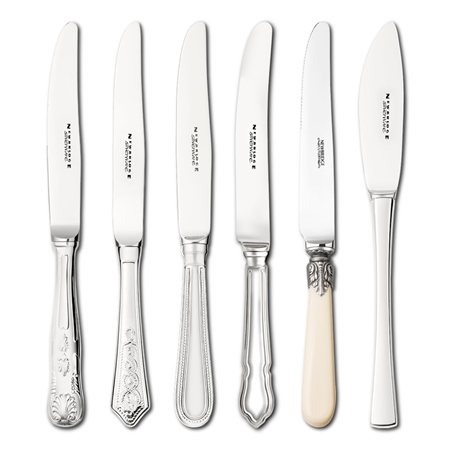 EPNS Table Knives Cutlery Ranges - Click to view a larger image