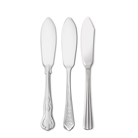 Stainless Steel Fish Knives Cutlery Ranges - Click to view a larger image