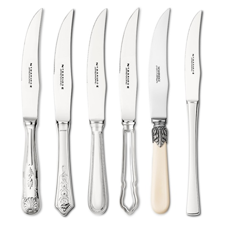 EPNS Steak Knives Cutlery Ranges - Click to view a larger image