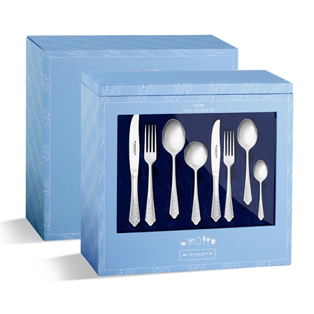 Stainless Steel 44 Piece Gift Pack Chandra
