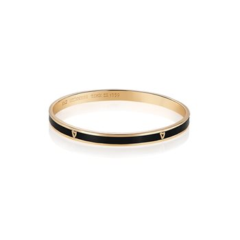 Guinness Narrow Bangle Black  - Click to view a larger image