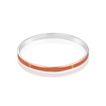 Guinness Narrow Bangle Orange  - Click to view a larger image