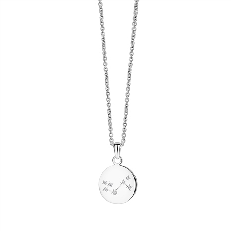 Zodiac pendant Scorpio  - Click to view a larger image
