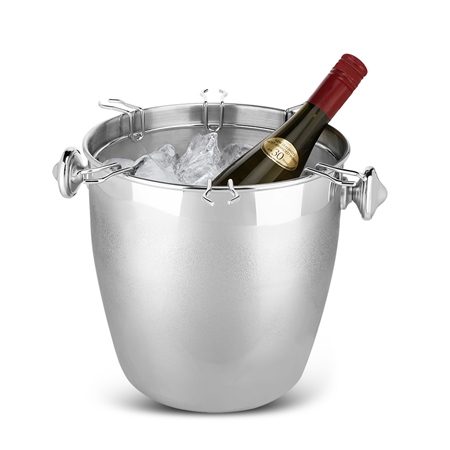 Stainless Steel Champagne Bucket  - Click to view a larger image