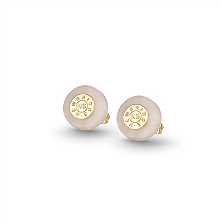 Rose Stud earrings  - Click to view a larger image