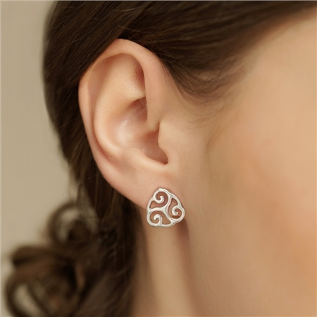 Kells Stud Earrings  - Click to view a larger image