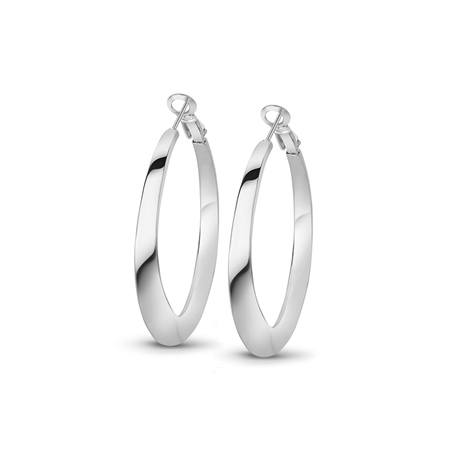 Hoop Earrings  - Click to view a larger image
