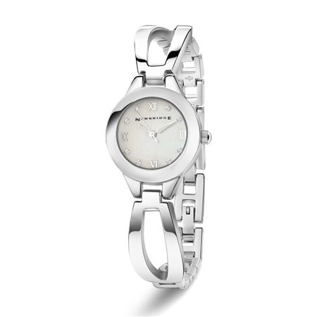 Ladies Silverplated Watch  - Click to view a larger image