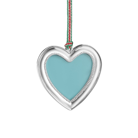 Heart Photoframe Decoration  - Click to view a larger image