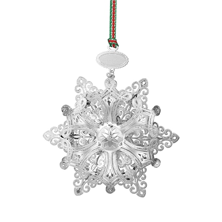 Snowflake Christmas Decoration 1