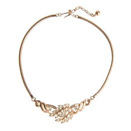 Vintage 1950's Trifari Necklace