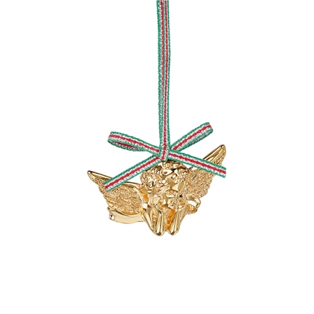 Cherub Hanging Decoration  - Click to view a larger image
