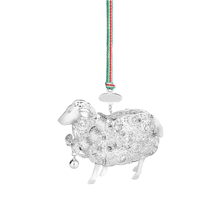 Sheep Hanging Decoration  - Click to view a larger image