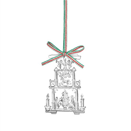 Vintage Christmas Hanging Decoration  - Click to view a larger image