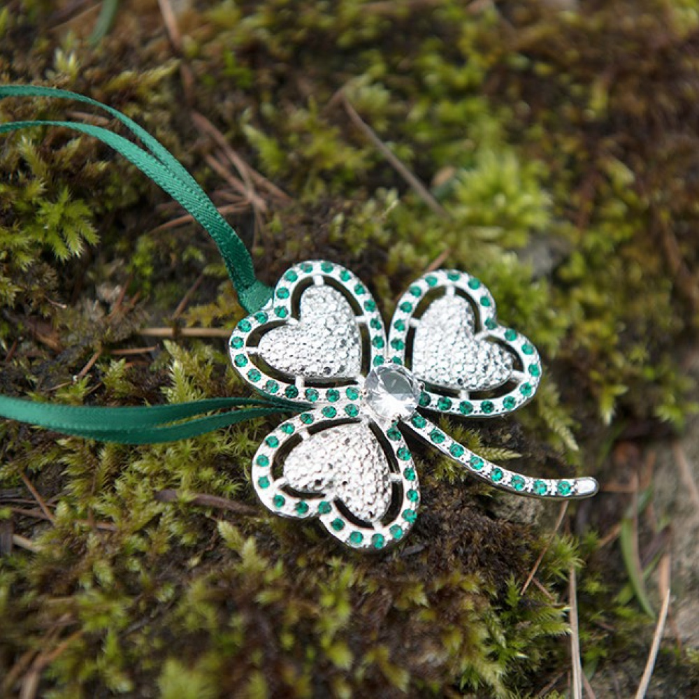 Romance of Ireland Shamrock 1